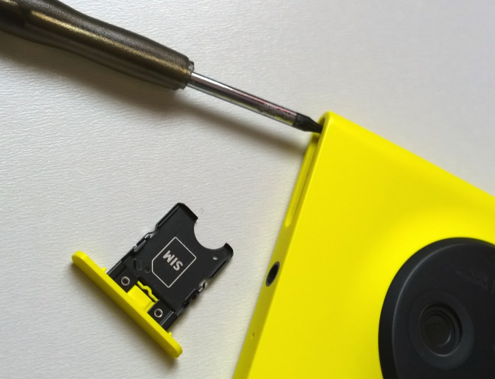 Lumia 1020 ultimate refresh - new screen, new battery!