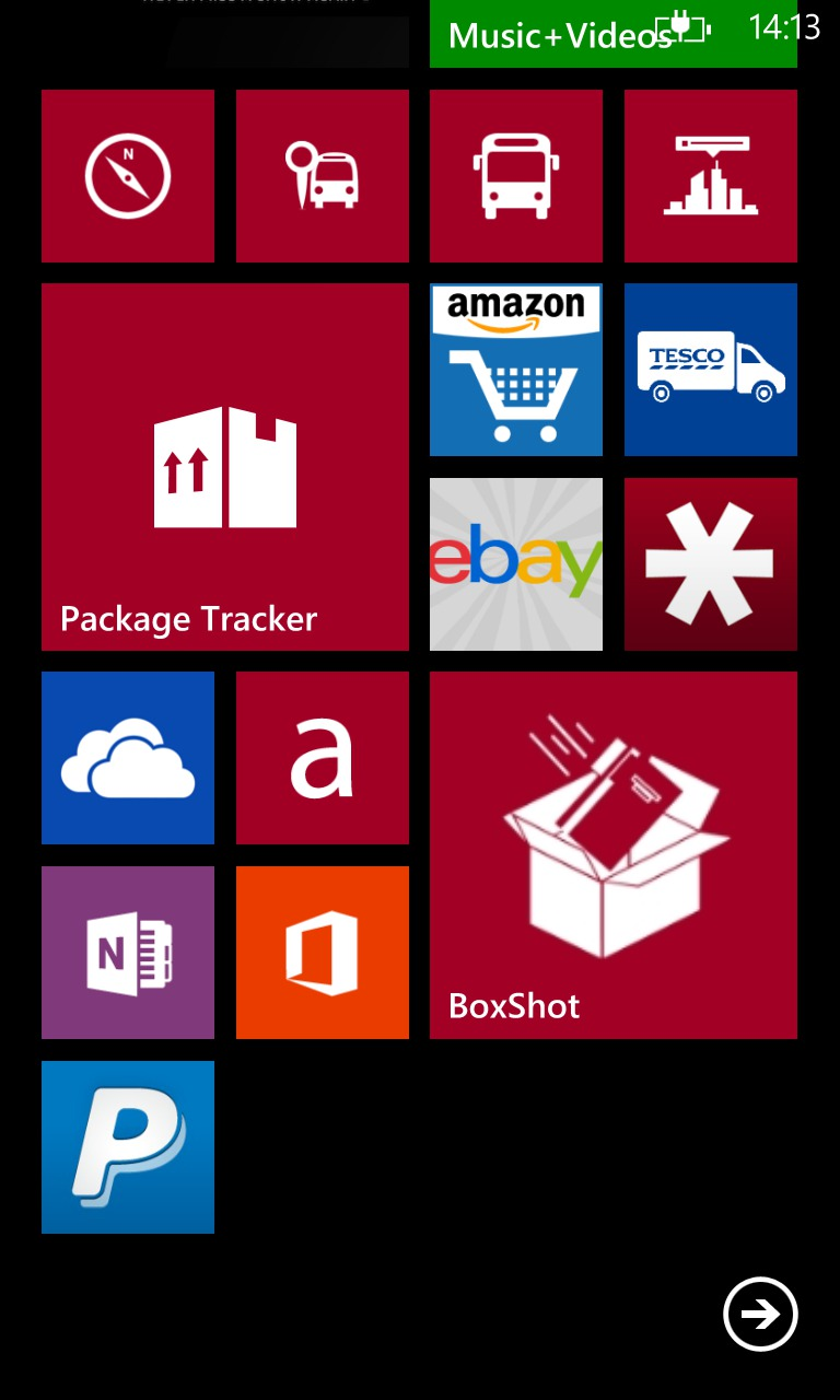 Best layout for windows phone 8 ask home design for Tile layout app