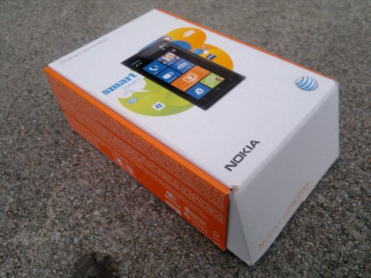 Lumia 900 on AT&T