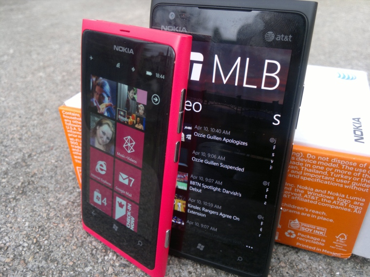 Lumia 900, a design classic