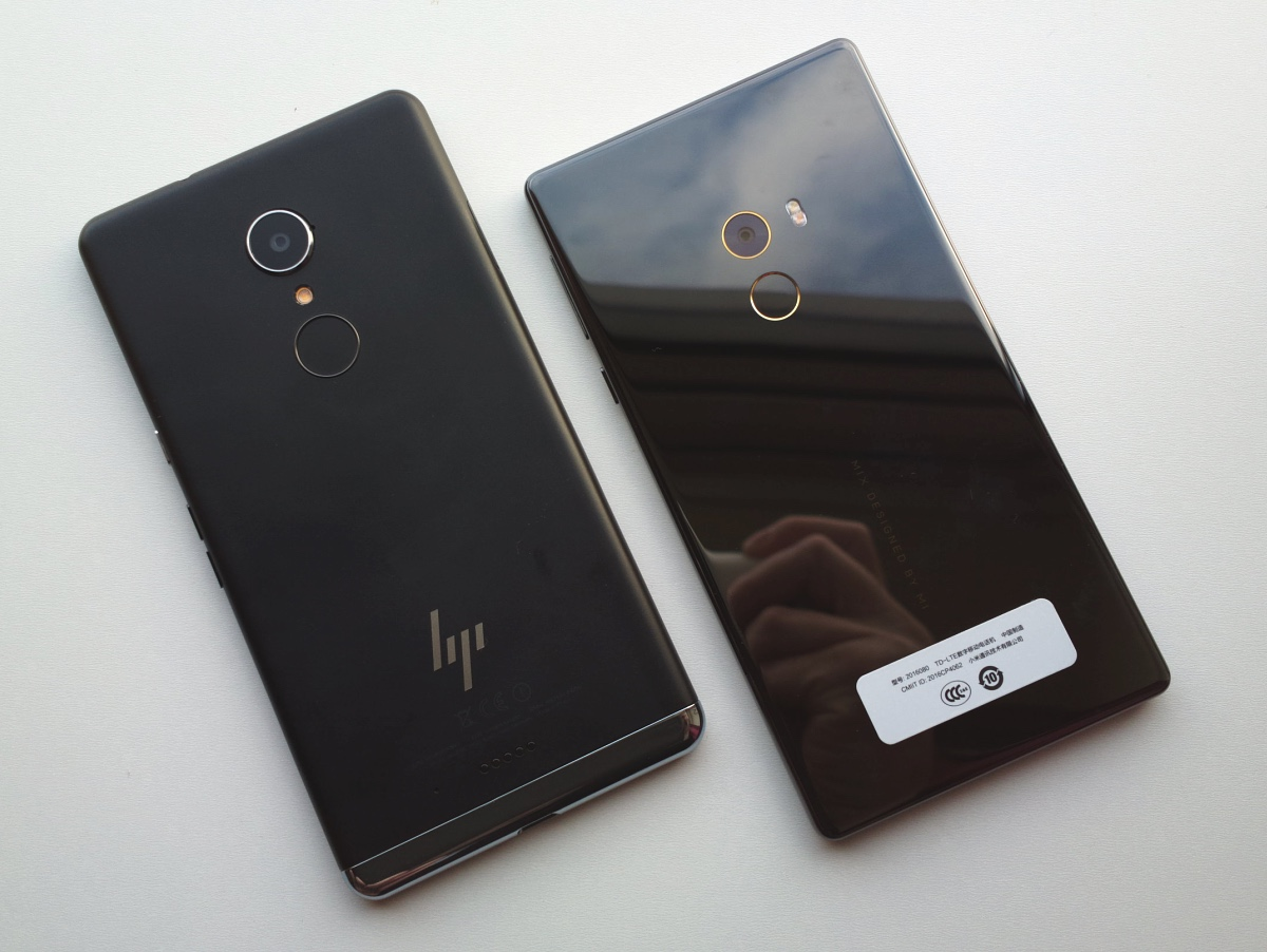 Elite X3 and Mi Mix