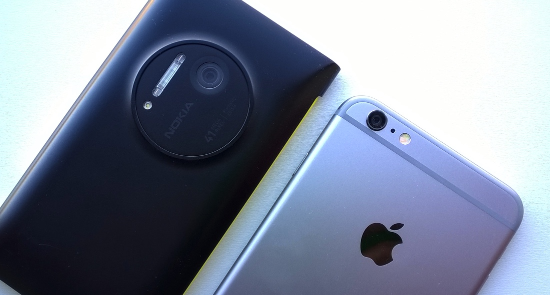 1020 and iPhone 6 Plus