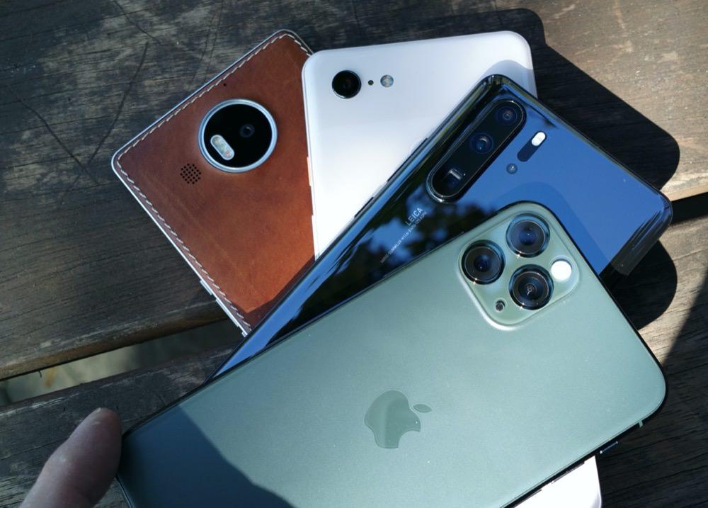 Misc camera phones