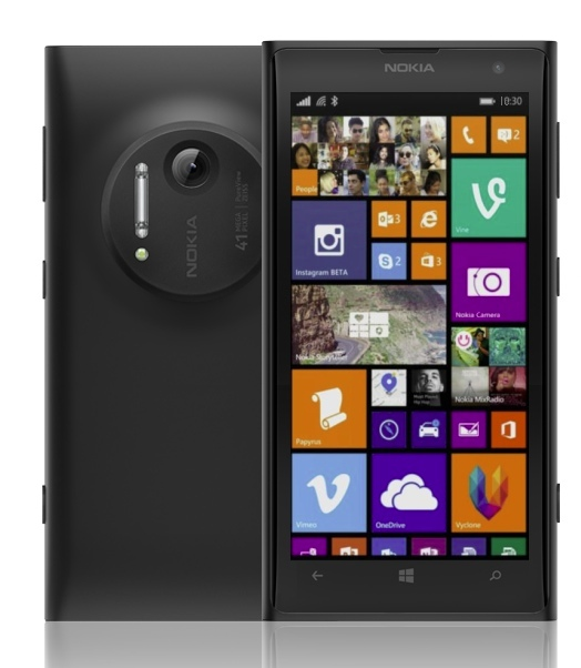 Lumia 1030 flagship