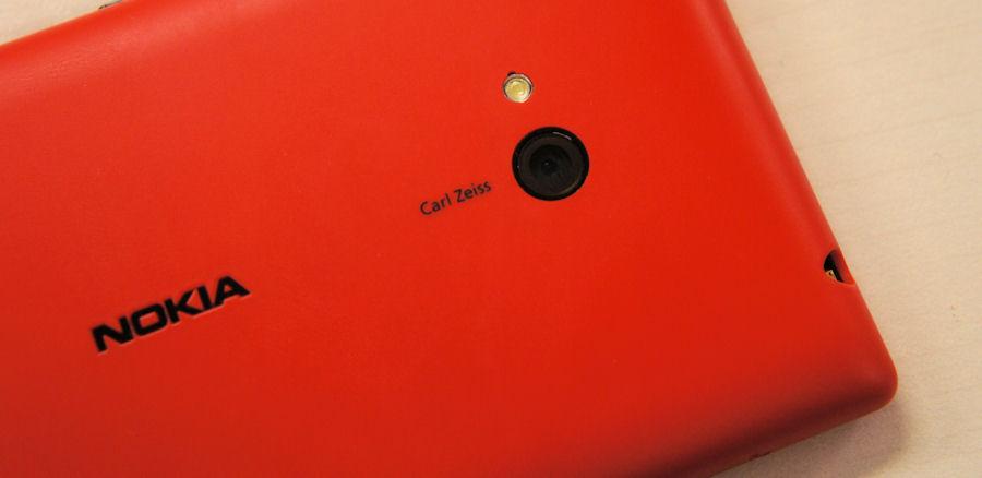 Nokia 720 camera