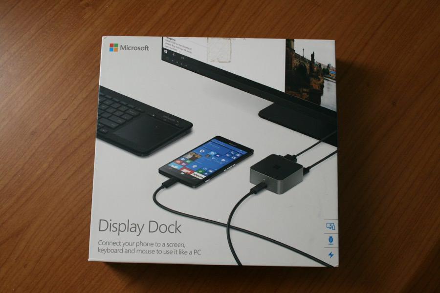 Display dock