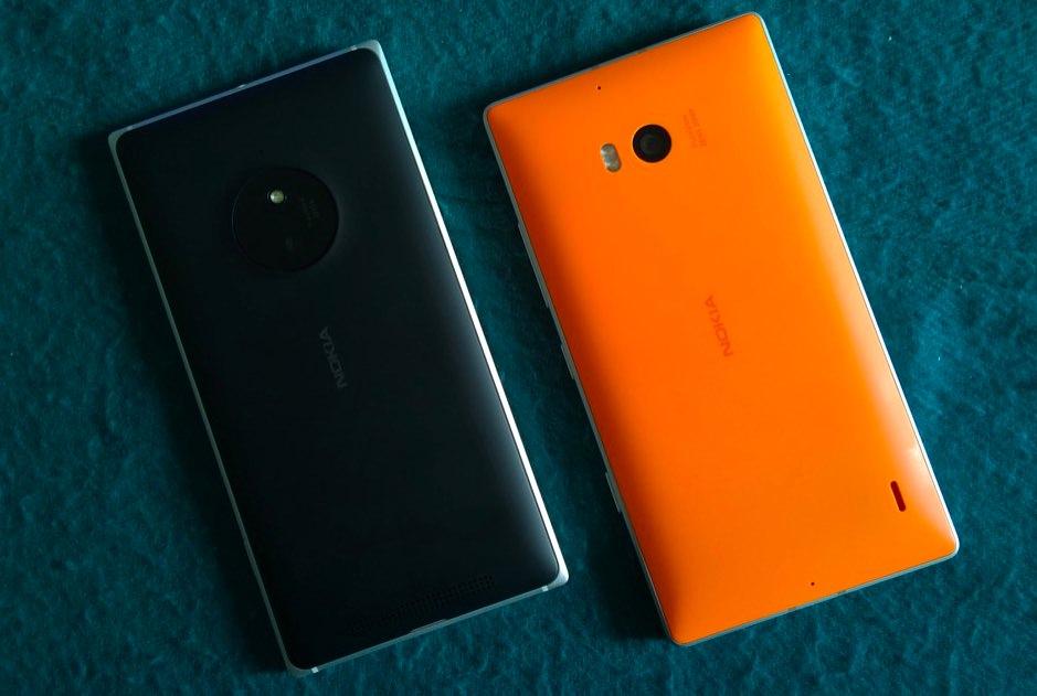 Lumia 830 Or 930 Flexibility Versus Power