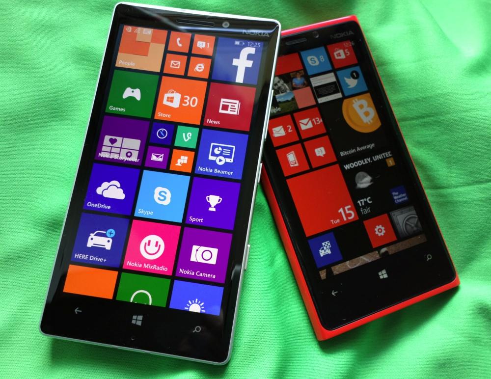 Lumia 930 and 920!