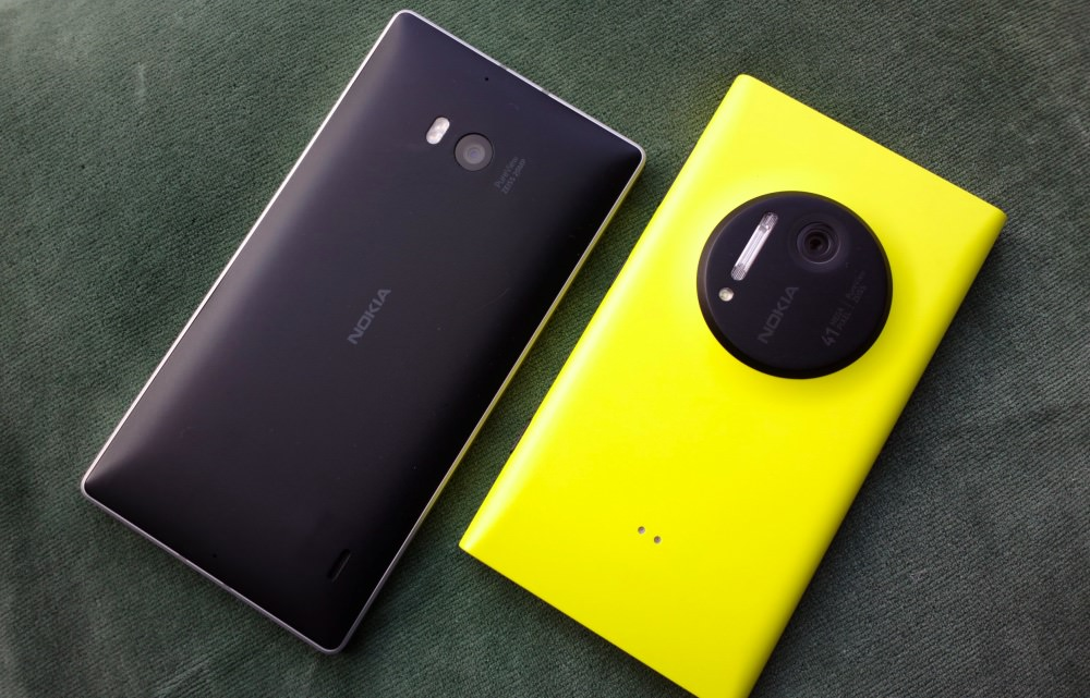Lumia 930 and 1020 cameras...