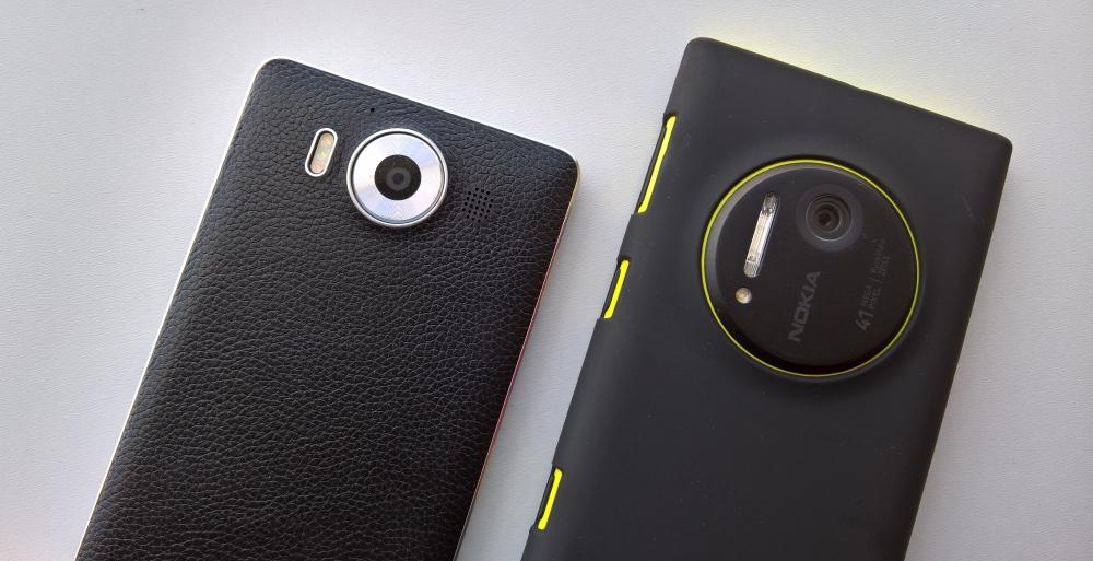 Lumia 950 and 1020 camera modules forwards!
