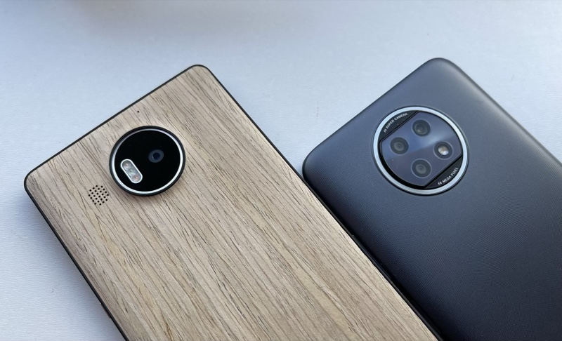 950 XL and Redmi Note 9T