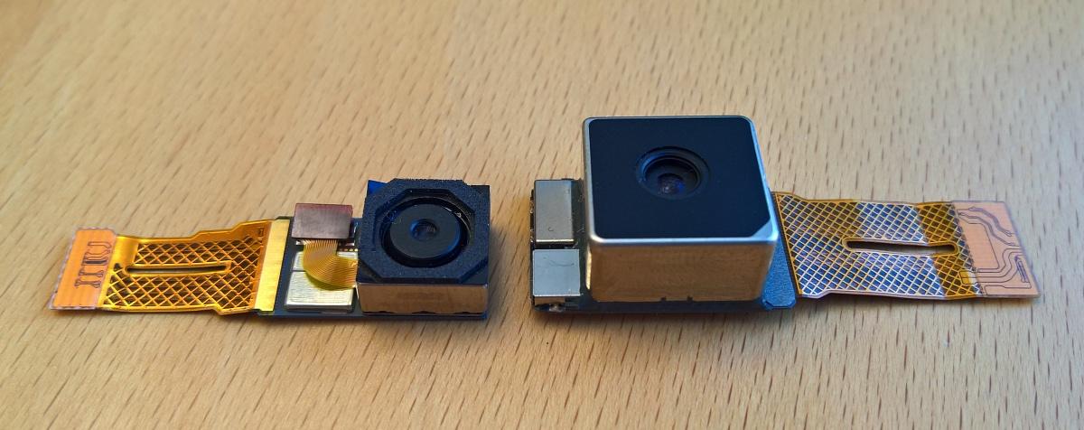 Lumia 950 camera vs Lumia 1020 camera module...