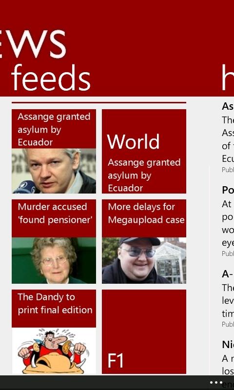 BBC News Mobile