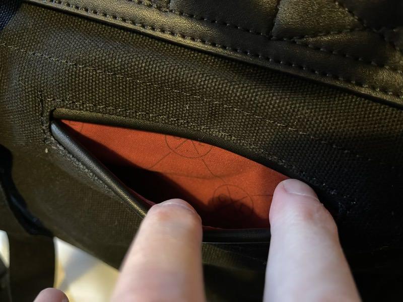Gaston Luga backpack