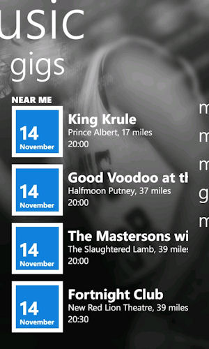 The Finnish Musical Difference, Nokia Music and Windows Phone