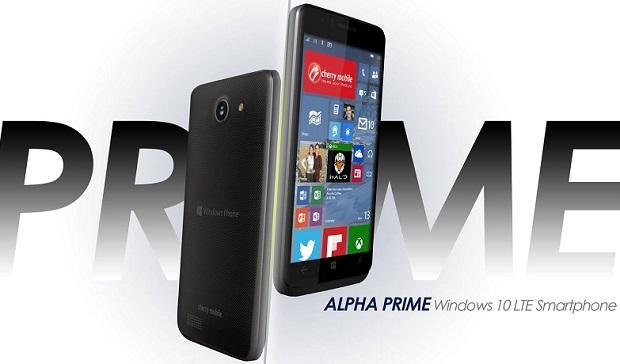 Alpha Prime 5