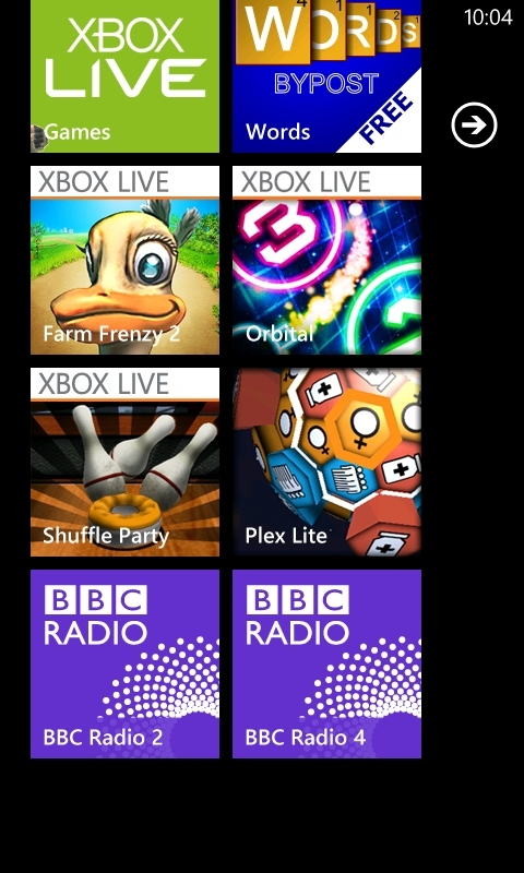 BBC Radio Player