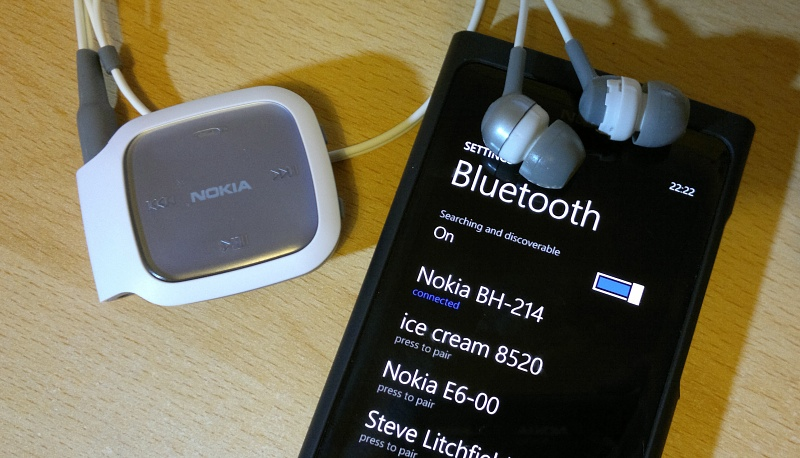 A2DP stereo Bluetooth media adapter