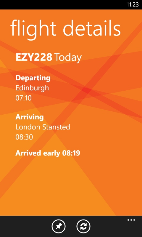 Easyjet Flight Tracker