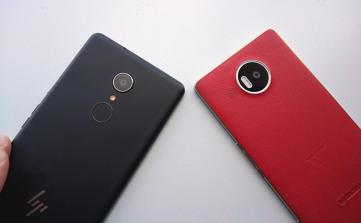 Elite X3 and Lumia 950 XL
