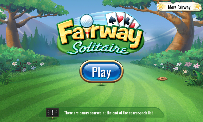 Download free games like fairway solitaire bittorrentimaging for Big fish golf