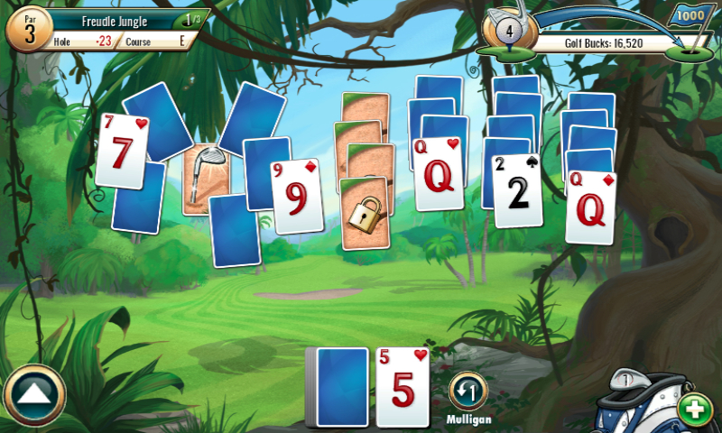Fairway solitaire review all about windows phone for Big fish games phone number