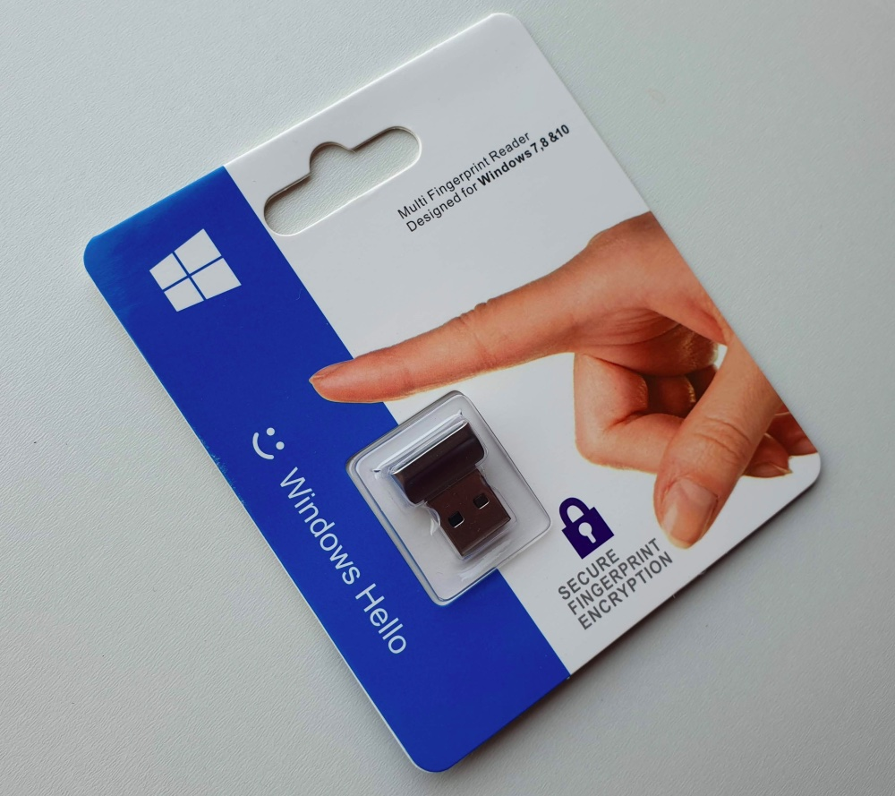 Powstro fingerprint reader