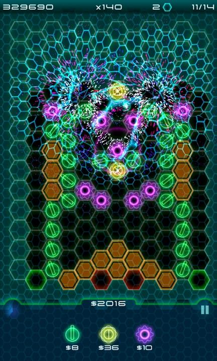 geoDefese Swarm