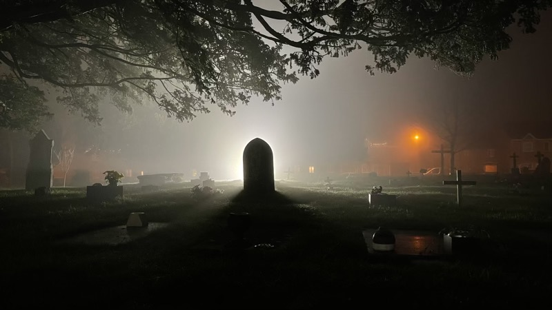 Misty graves
