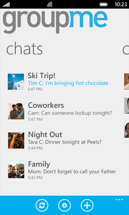 download groupme application
