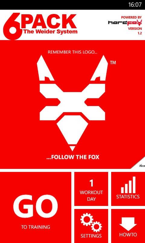 HardFox SixPack