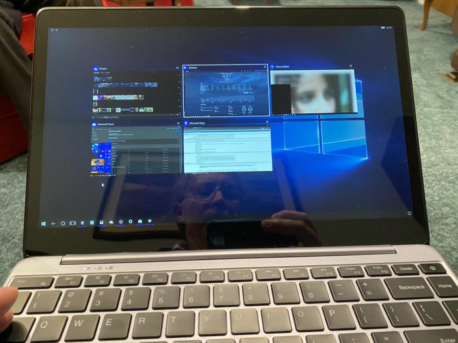 Multitasking in Continuum