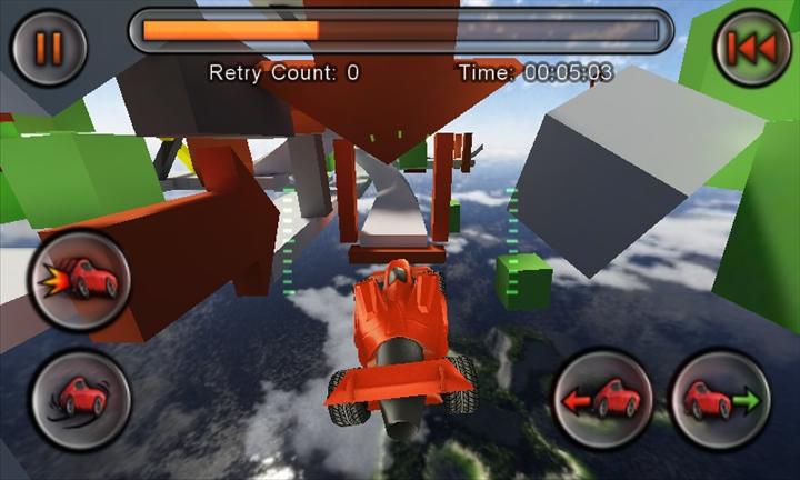 Jet Car Stunts WP