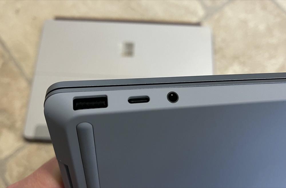 Surface Go vs Surface Laptop Go