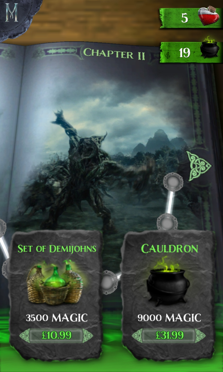 Maleficent Free Fall review - All About Windows Phone