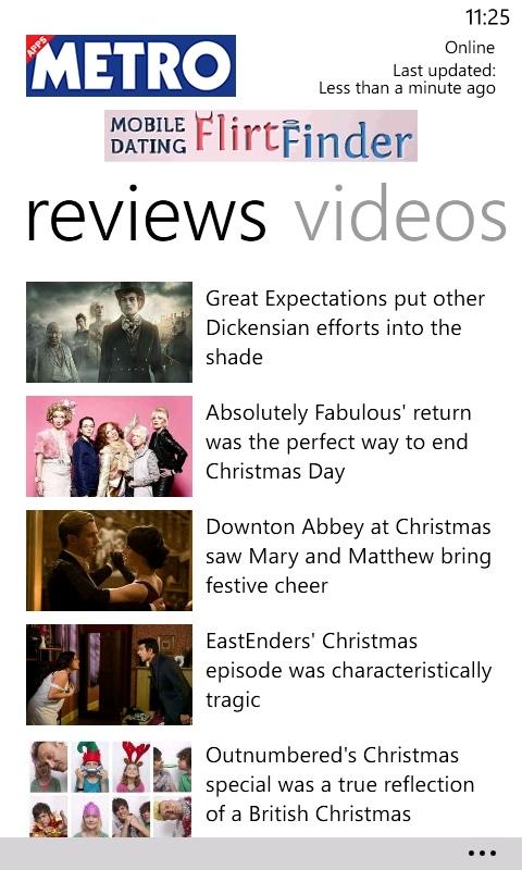 Metro (UK News app)