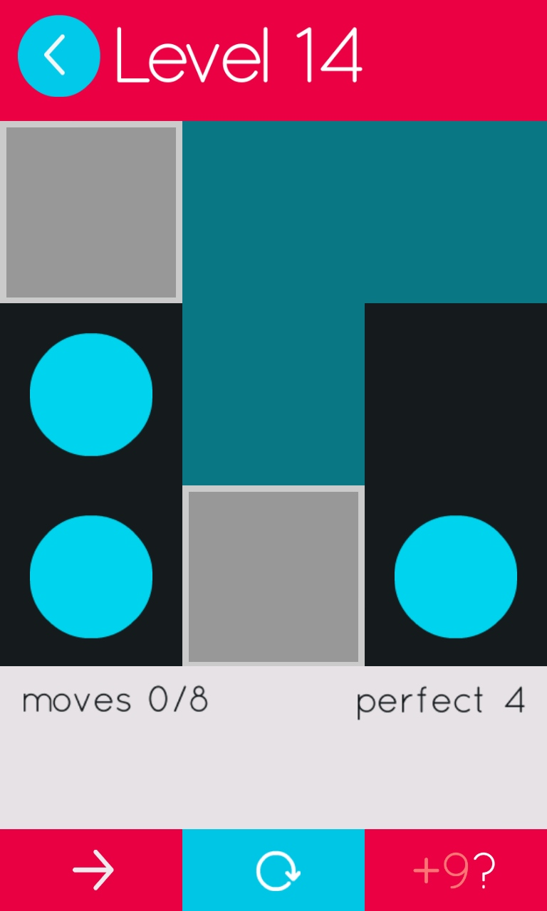 Move: A Brain Shifting Game