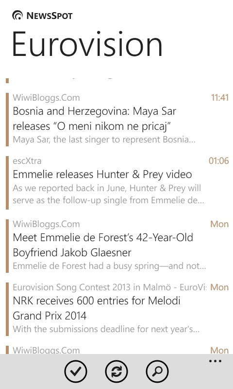 NewsSpot