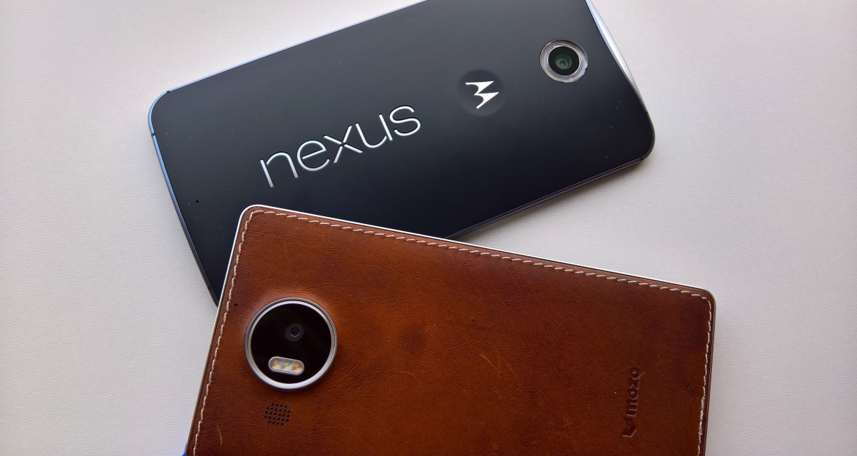 The Lumia 950 XL, Microsoft's flagship 'Nexus'?
