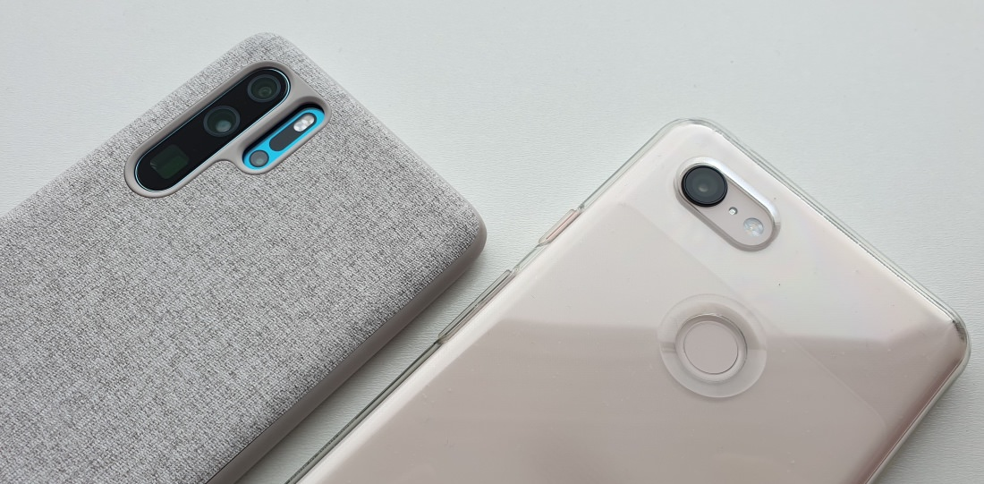 Wot, no PureView? Imaging head to head: Pixel 3 (Q) and P30