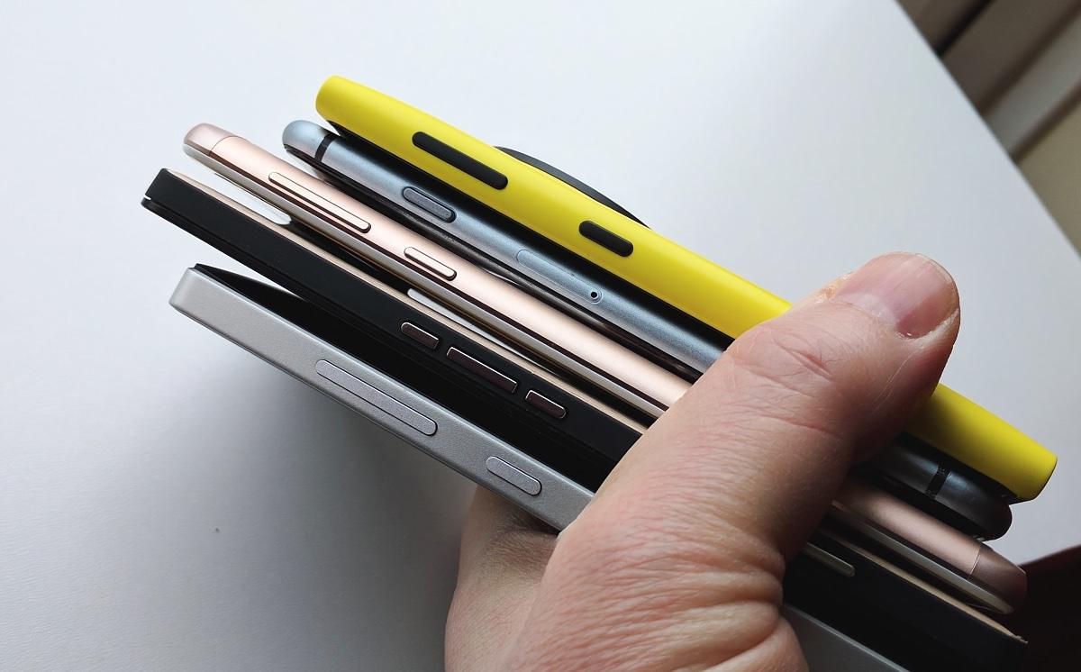 Phone materials