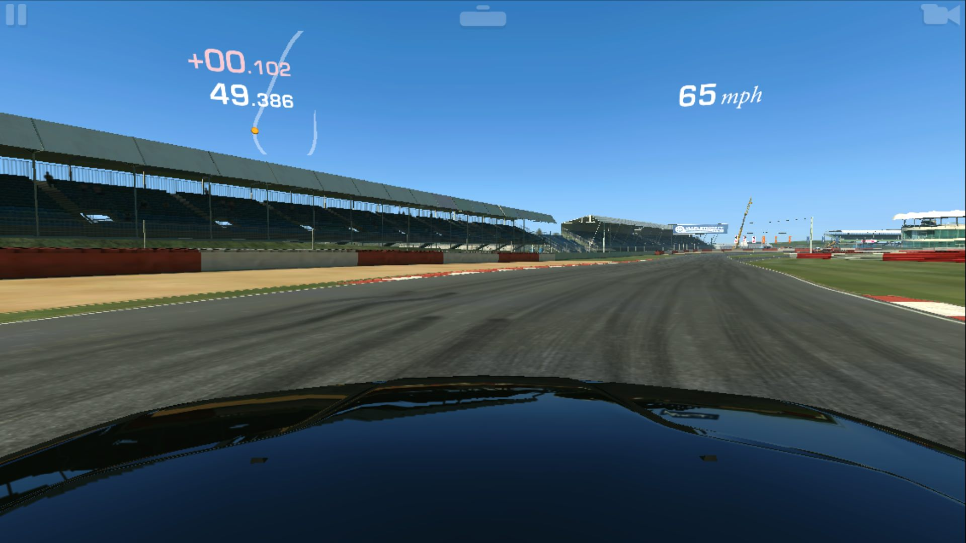 Real Racing 3 screenshot at 1080p