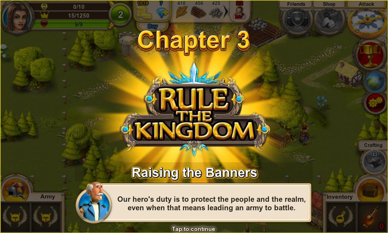 Rule The Kingdom