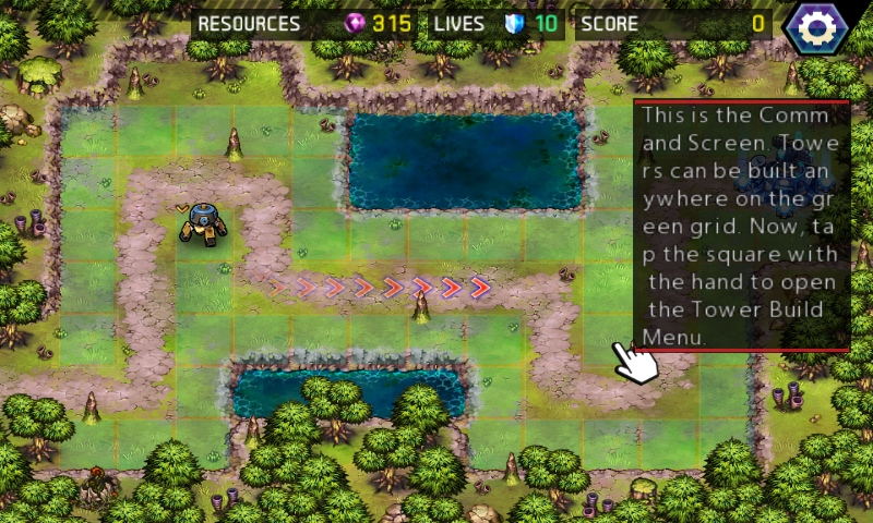 Tower Defense Graphics Tower Defense