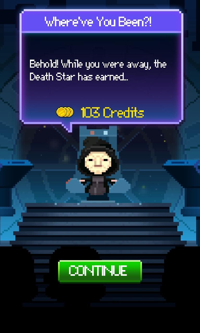 Tiny Death Star