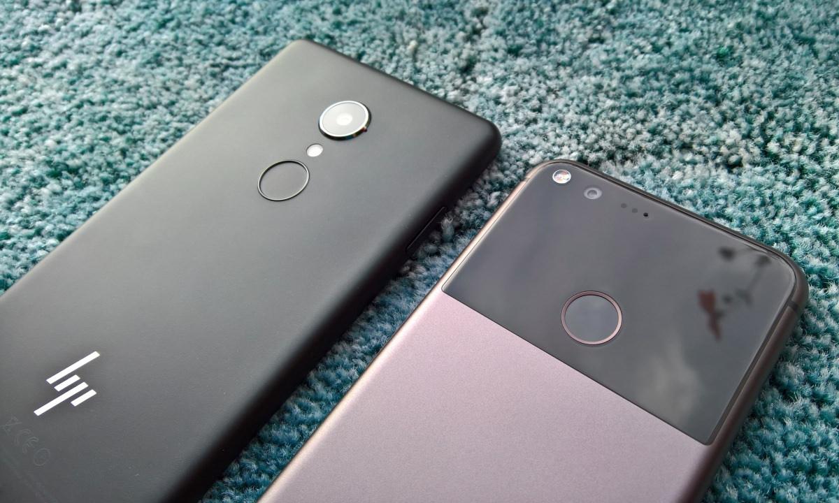 Elite X3 and Google Pixel XL