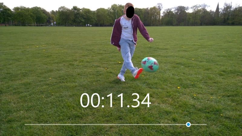 Screenshot, Lumia Moments