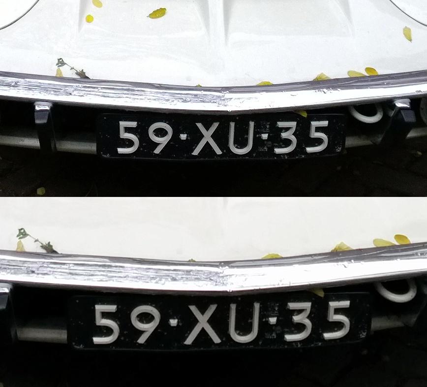 Crop comparison, 1020 and Nexus 5