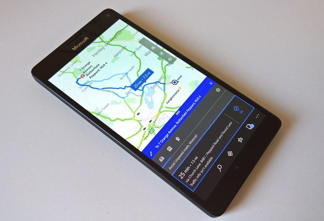 Windows 10 Mobile...