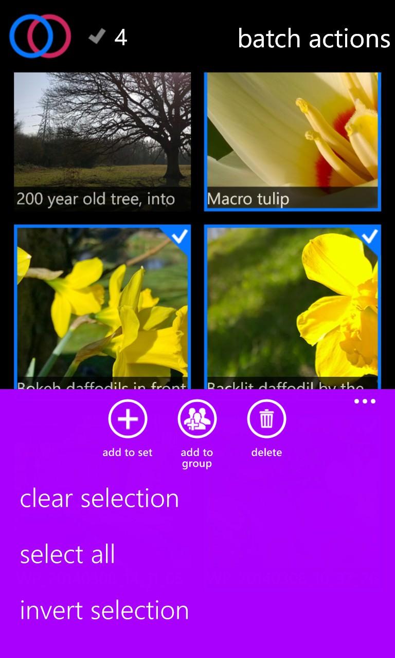Screenshot, 2flicka